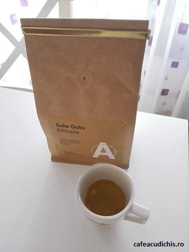 espresso boabe cafea etiopia suke quto bonanza coffee horoes