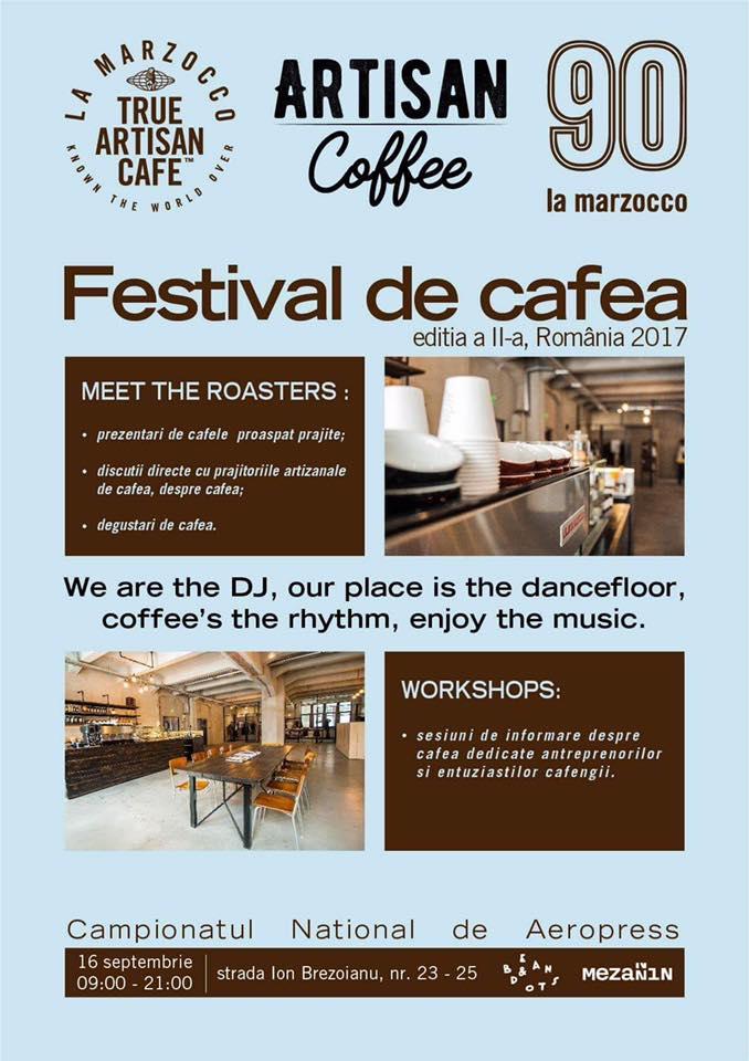 festivalul de cafea true artisan