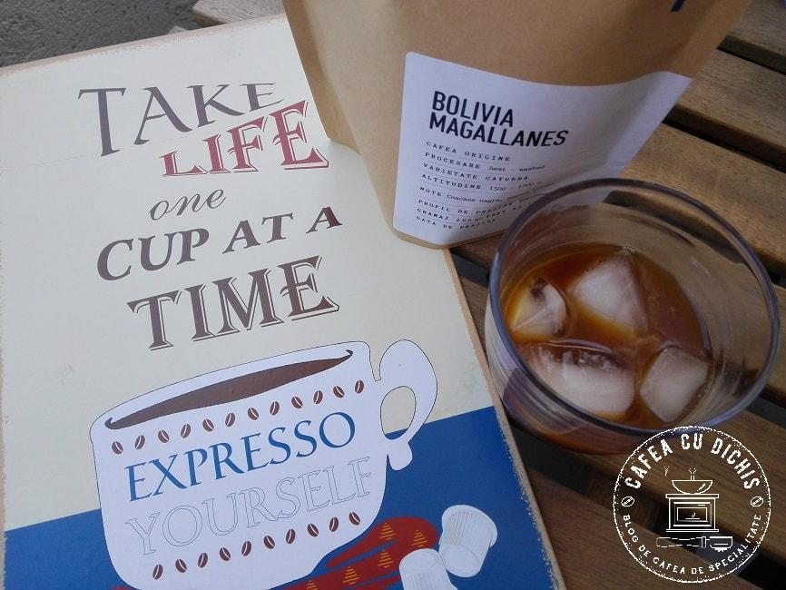 Bolivia Magallanes C-O FI Factory espresso tonic
