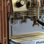 espressor coffee maniac