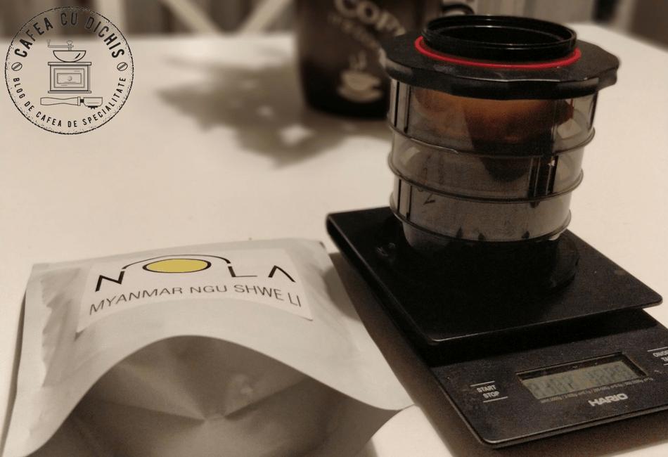 myanmar nola coffee shop