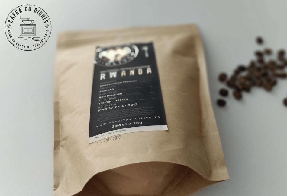 Rwanda Olivo Coffee Roastery