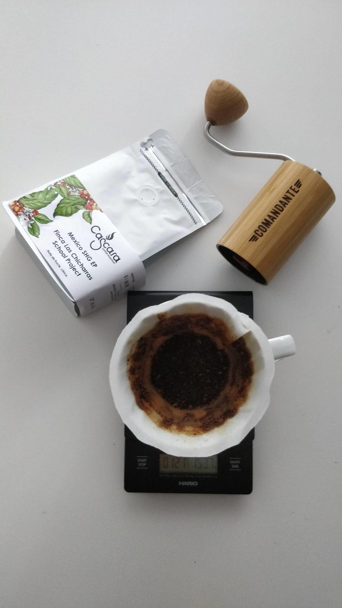 Mexico Cascara Coffee Roastery