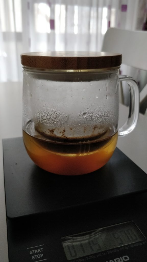 cafea infuzata